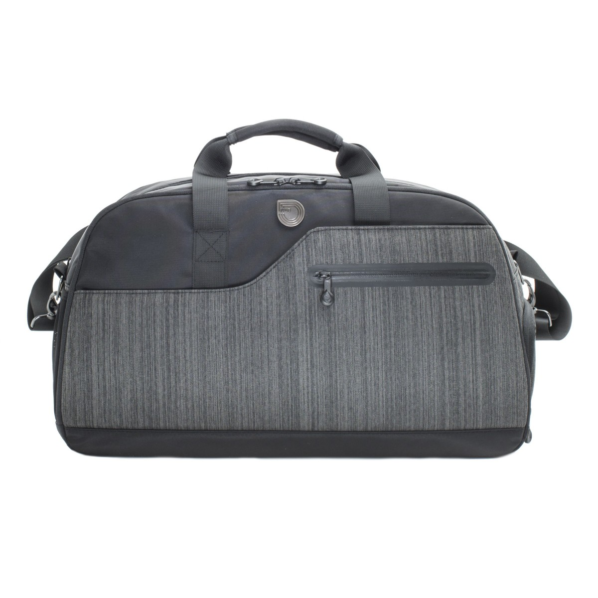 Sacs bandoulières MUB The Socoa Weekender - Black (photo)